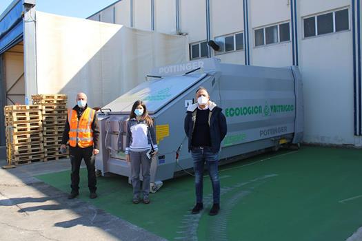 Nuova partnership con la Silagroup per la Ecologica Valtrigno